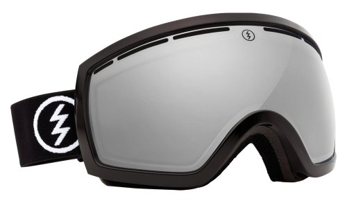 Electric Eg2.5 Snow Goggle, Gloss Black, Bronze/Silver Chrome
