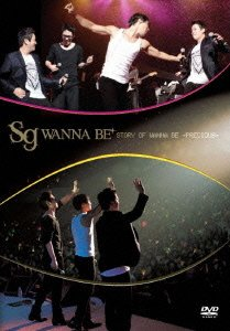 sg WANNABE+ CONCERT 2010 STORY OF WANNA BE~Precious~ [DVD]