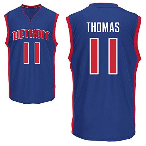 fc58c1ed6 ... Isiah Thomas Jersey: Detroit Pistons Alternate Jersey, Alternate  Pistons Jersey