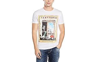 Antony Morato Camiseta Manga Corta (Blanco)