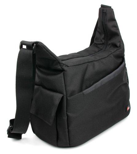 duragadget-gepolsterte-schultertasche-sling-mit-anpassbarem-innenraum-und-trennwanden-fur-fuji-finep
