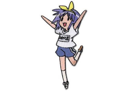 らき☆すた 柊つかさ ワッペン Lucky Star Tsukasa Patch