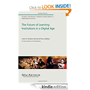 Logo for The Future of Learning Institutions in a Digital Age