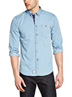 PICTURE ORGANIC CLOTHING Camisa Hombre Up (Denim)