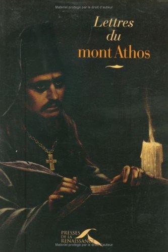 Lettres du Mont Athos