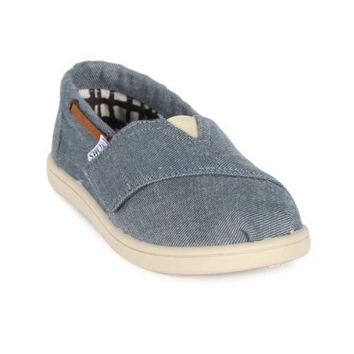 Chambray tiny toms classics 013131d13 11 m us kid 11 m for Cuisine you chambray
