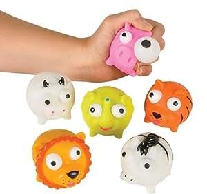 Squishy Ball With Eyes : Amazon.com: Squishy Eye Ball: Toys & Games