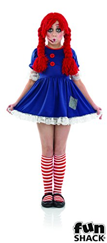 Child (Rag Doll Halloween Costume Uk)