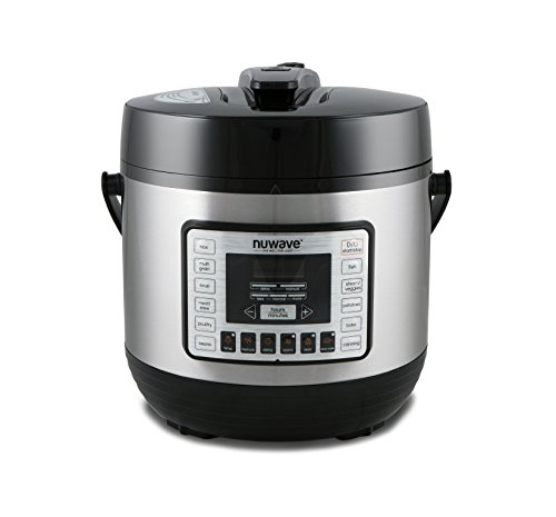 NuWave 6qt. capacity Electric Pressure Cooker