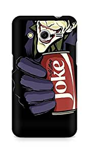 Amez designer printed 3d premium high quality back case cover for Samsung Galaxy Core 2 (The killing Joke)