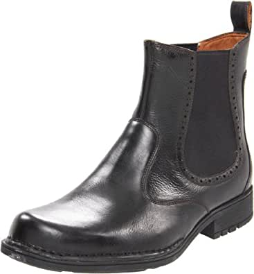 Rockport Men's Tc Pull On Black Pull On Boot K72512 12.5 UK