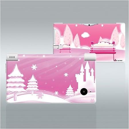 Pink Castle Nintendo DSi Skin