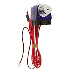 Imported Hotend Wade Direct Extruder Fan 1.75mm Filament Nozzle 0.4mm for 3D Printer