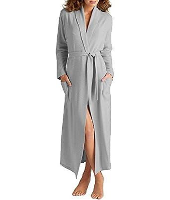 Arlotta Cashmere Robe, Small, Burgundy