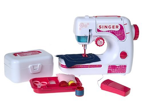 Singer Chainstitch Battery Operated Sewing Machine (Singer Sewing Machine Girls compare prices)