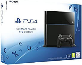 PlayStation 4 - Konsole Ultimate Player 1TB Edition [CUH-1116B]