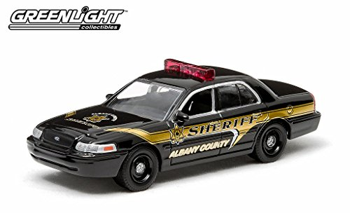 Greenlight SE Country Roads Series 12 - 2009 Ford Police Interceptor - Albany County Sheriff - 1