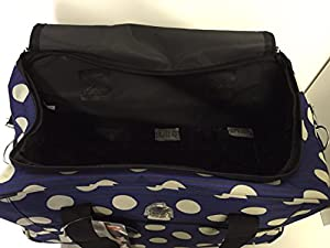 Ryanair Easyjet Wheeled Cabin Pull Suitcase Cabin Trolley Holdall Luggage Unisex Airline Travel