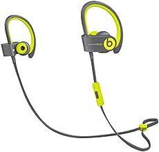 【国内正規品】Beats by Dr.Dre Powerbeats2 Wireless Active Collection Bluetooth対応 カナル型ワイヤレスイヤホン スポーツ向け ショックイエロー 924204