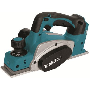 Makita LXPK01Z 18-Volt LXT Lithium-Ion Cordless 3-1/4-Inch Planer (Tool Only, No Battery)