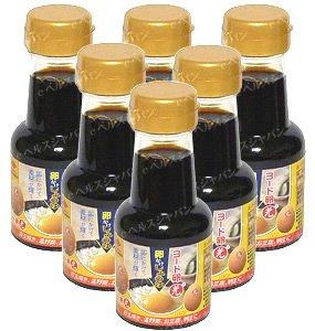 日本農産 卵かけ醤油 150ml
