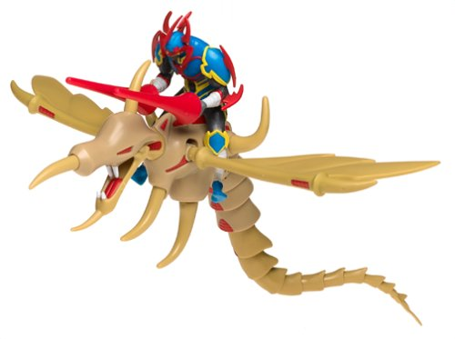 Buy Low Price Mattel Yu-Gi-Oh! Gaia the Dragon Champion Deluxe Monster Action Figure (B00007JNWF)