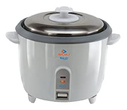 Bajaj RCX 7 1.8-Litre 550-Watt Rice Cooker