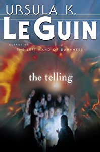 "Cover of ""The Telling"""