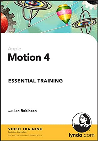 Motion 4 Essential Training