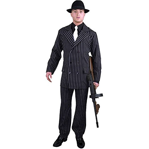 Gangster Man Suit Adult Costume