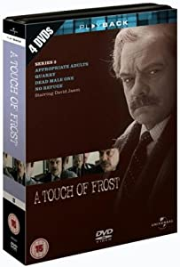 A Touch of Frost: Series 3 [DVD] [1992]