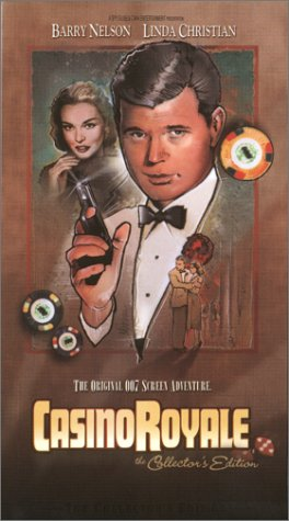 Casino Royale: The Collector's Edition [VHS]