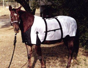 Infrared Magnetic Therapy Horse Jacket, 72""