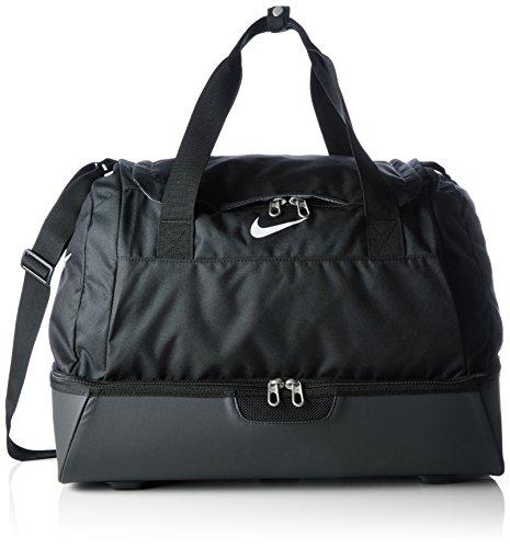 Nike BA5196-010_Black/White_47 x 31 x 37 cm, 45 Liter - Borsa sportiva unisex, MISC, colore: Nero nero / bianco
