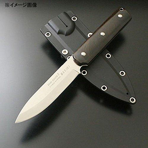 G Sakai Sabi-Knife 8 Makiri Straight Blade