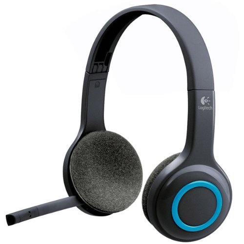 Logitech Genuine H600 Wireless Headset Over-The-Head Design