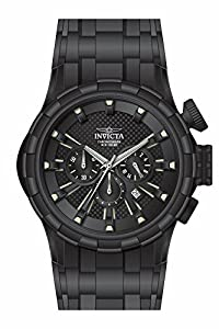 Invicta Men's 16974 I-Force Quartz Multifunction Black Dial Watch