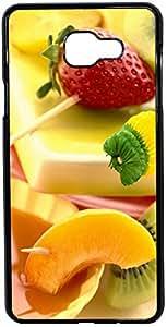 Enlinea Printed 2D Designer Hard Back Case For Samsung Galaxy A5 (2016) Design-10004