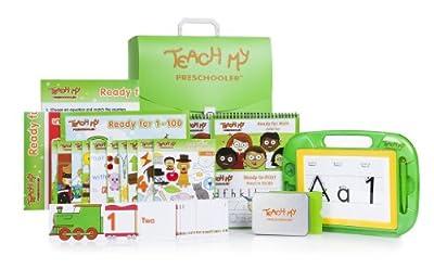 Teach My Preschooler Learning Kit by Teach My