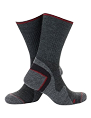 Lightweight Walking Socks with Wool