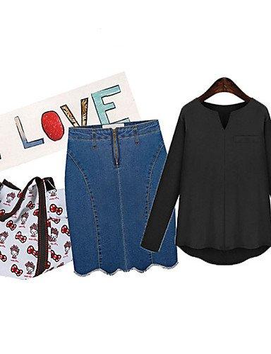 ZXR-Femme-massif-Rouge-Noir-Retrouvez-la-tradition-ancienne-Beige-pour-homme-col-V--manches-longues-Polyester