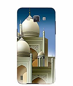 Make My Print Printed Back Cover for Samsung Galaxy A5