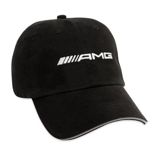 Mercedes benz amg black baseball cap import it all for Mercedes benz amg hat