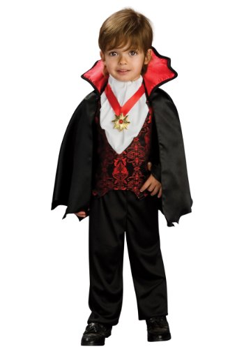 Toddler Costume, Transylvanian Vampire