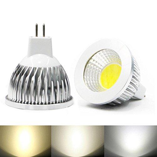 Eyourlife Mr16 6W Led Spot Down Light Ceiling Lamp Bulb Color Natural White