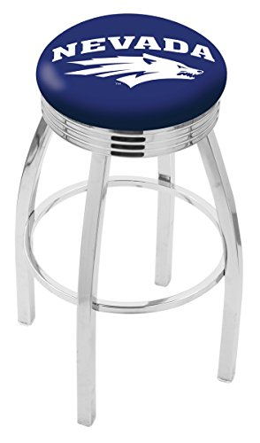 "NCAA University of Nevada 30"" Bar Stool"