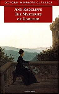 "Cover of ""The Mysteries of Udolpho (Oxfor..."