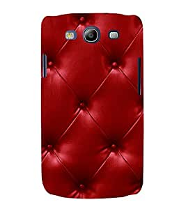 printtech Leather Pattern Back Case Cover for Samsung Galaxy S3 / Samsung Galaxy S3 i9300