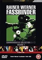 Rainer Werner Fassbinder Collection - 1969-1972 - Subtitled