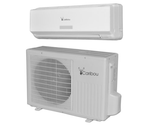 Mini Split Air Conditioner - Ductless Heat Pump